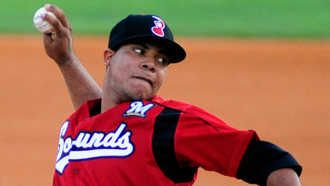 Wily Peralta went 9-7 in 21 Double-A starts and is 2-0 at Triple-A.