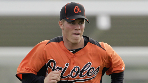 Dylan Bundy was the 2011 Gatorade National Baseball Player of the Year.
